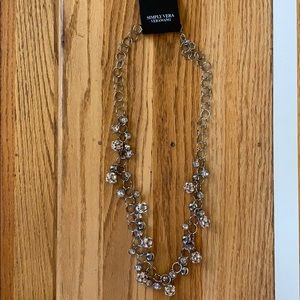NWT Simply Vera, Vera Wang necklace